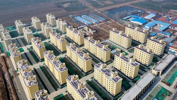 中国梦·黄河情 | 搬新家了!电梯楼房PK土屋,一组图了解黄河滩区人民的新旧生活
