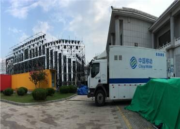 潍坊移动圆满完成潍坊市首届智力运动会通信保障工作