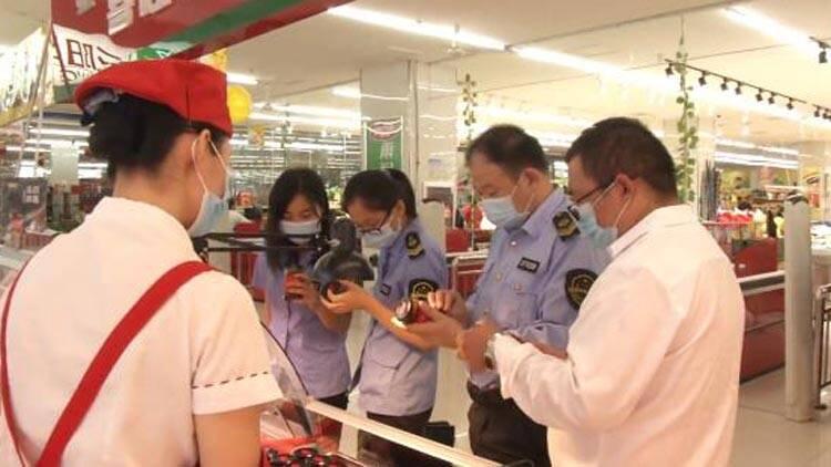 """39秒丨""""双节""""将至 滨州市阳信县开展节前食品安全专项检查"""