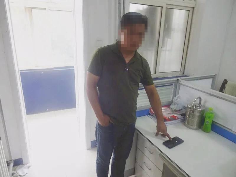 青岛:男子坐网约车拿走司机手机 1天内被警方抓获