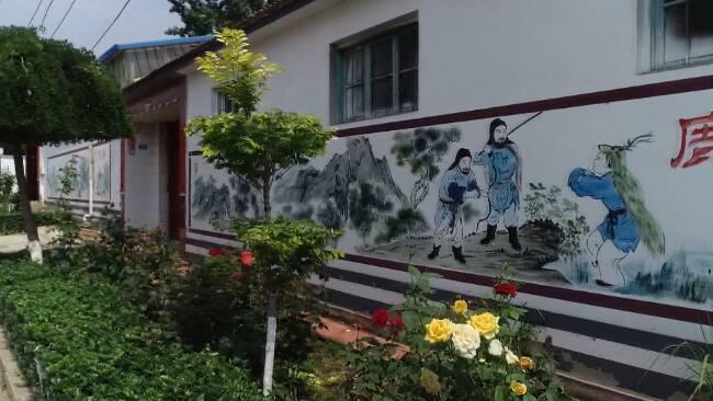 """70秒丨潍坊市坊子区:让""""美丽庭院""""扮靓乡村生活"""