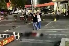 59秒丨枣庄:聚众斗殴致一死一伤,记者实地探访案发现场
