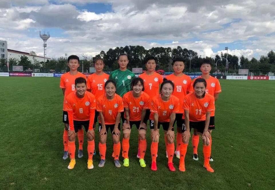 2020女超第二阶段保级组第一轮 山东女足2-1逆转河南取首胜