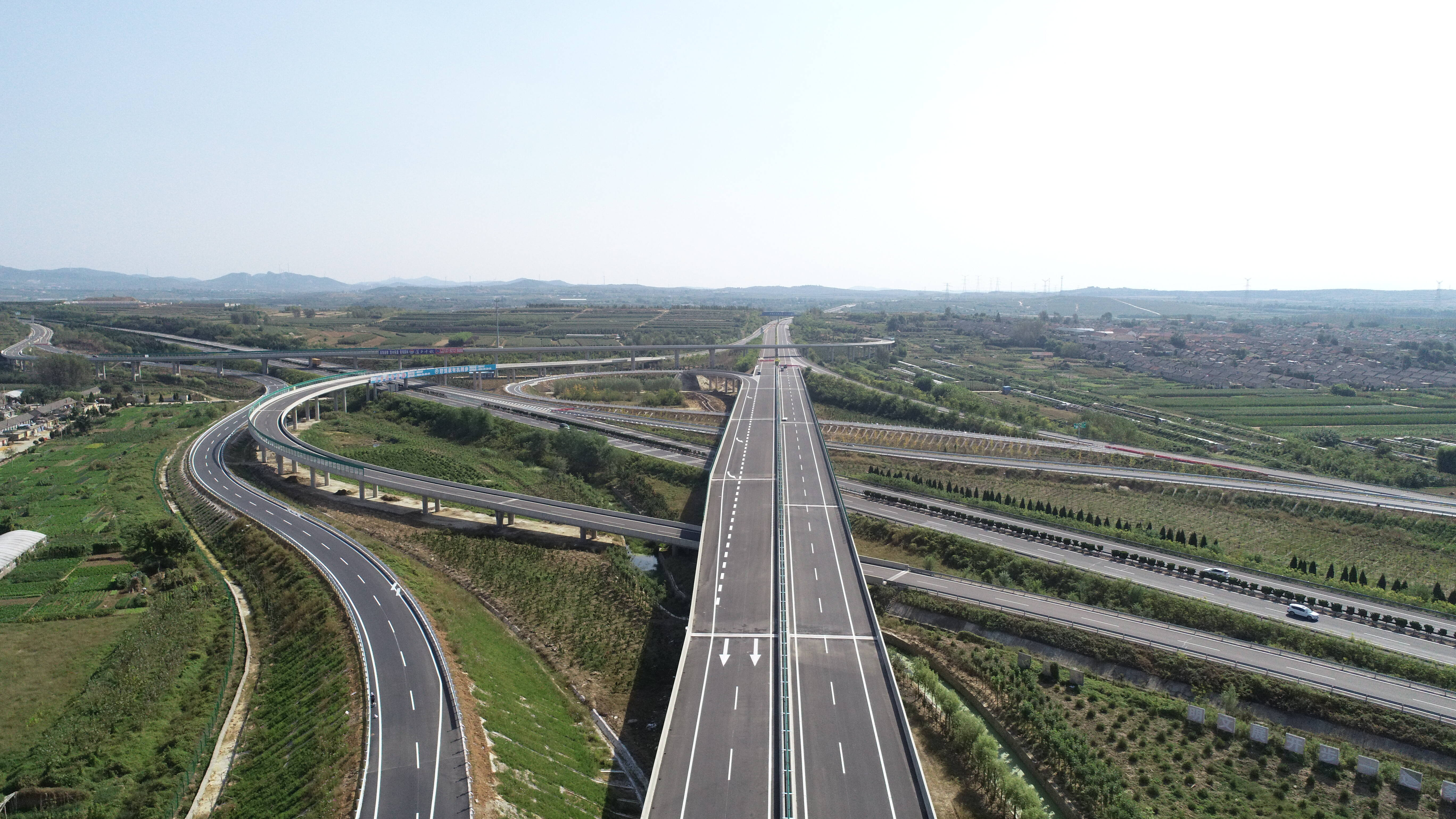 文登至莱阳高速公路通过验收 9月底通车