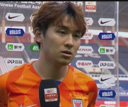 吴兴涵:对阵富力大家都尽力了 接下来遇到哪个对手都不好踢