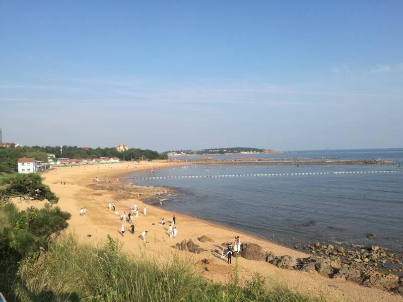 注意!除第一海水浴场延期开放至10月31日外,青岛其他海水浴场均已关闭
