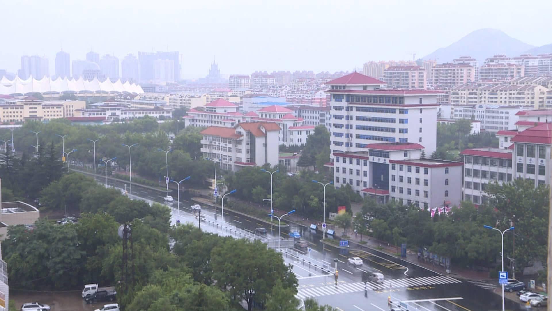 海丽气象吧|国庆期间山东先下3天雨再降温 5日6日内陆最低气温6-8℃