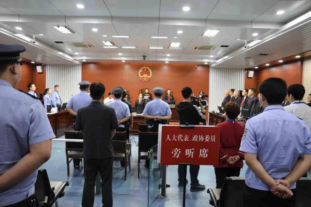 22人被判死缓!淄博对2起重大涉黑恶案件集中公开宣判