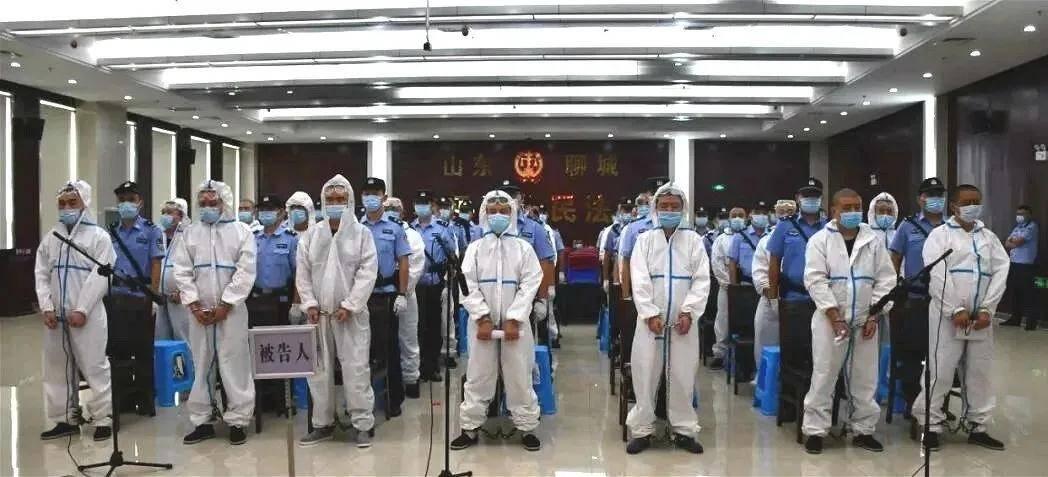 非法拘禁、开设赌场、重婚…… 董文涛等28人涉黑案公开开庭审理
