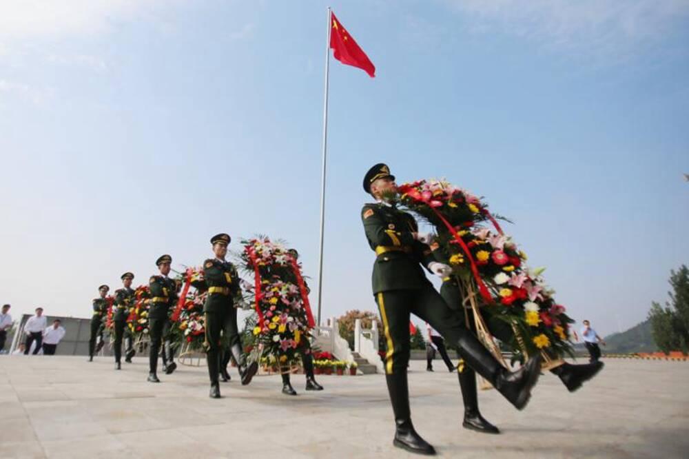 影像力|致敬英雄、缅怀先烈!山东各地举行烈士公祭活动