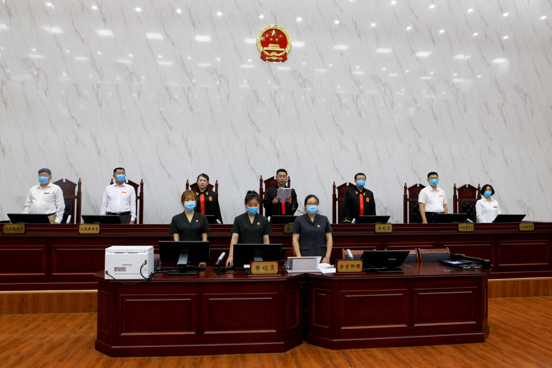 非法讨债、欺压残害群众……青岛一黑社会团伙47人一审宣判,最高获刑二十年