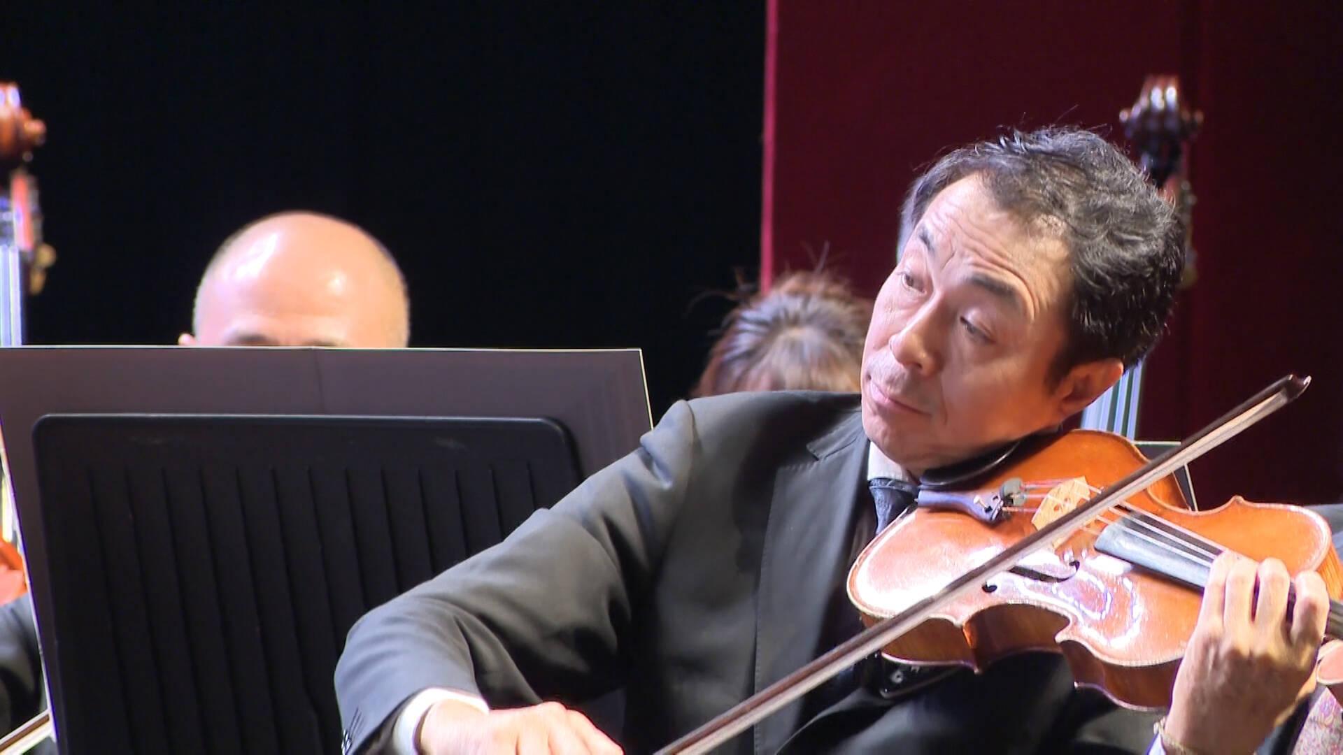 40秒|中国爱乐乐团奏响音乐盛宴 菏泽保利大剧院开启正式运营
