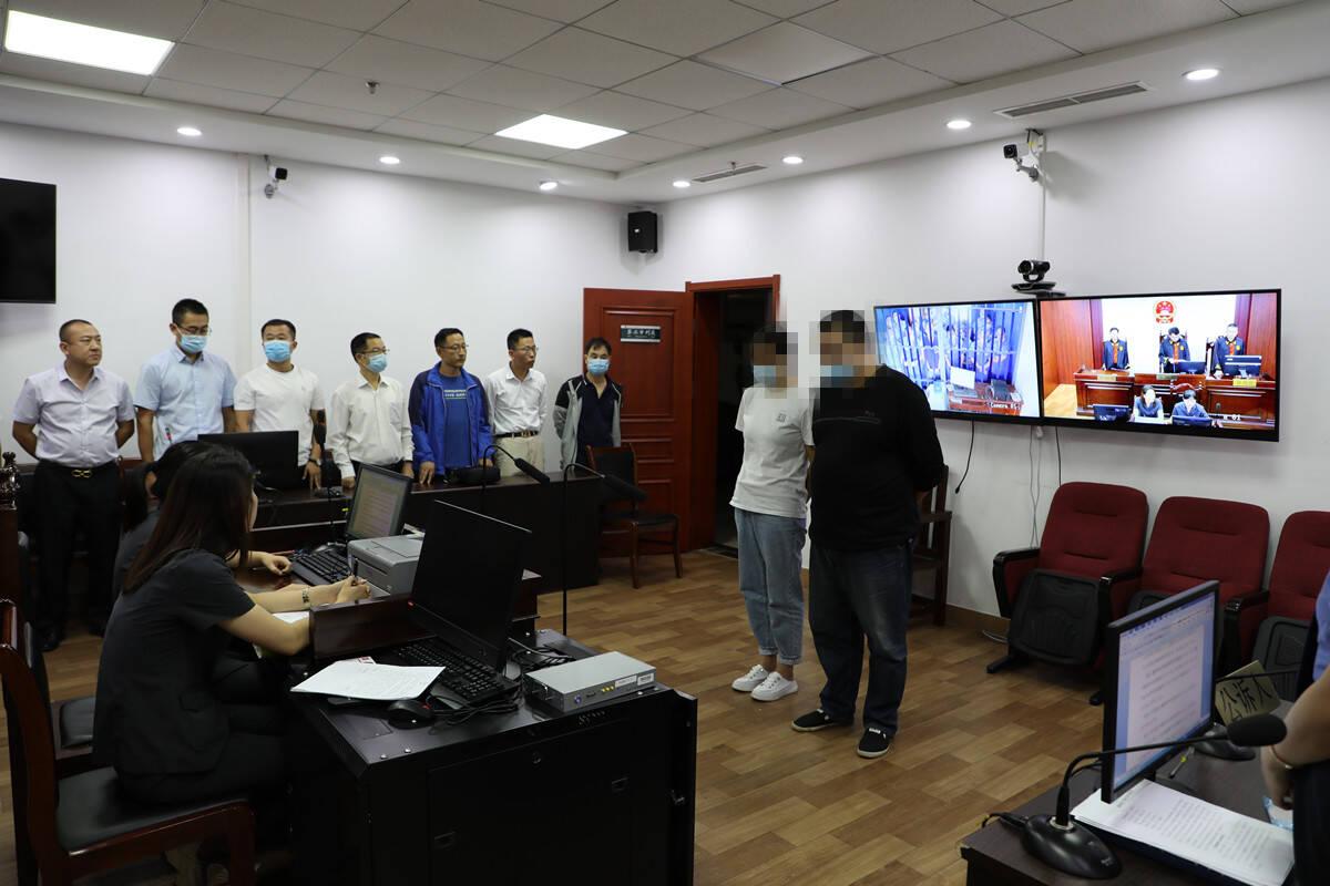 暴力催债,长期组织卖淫,青岛胶州22名被告人获刑
