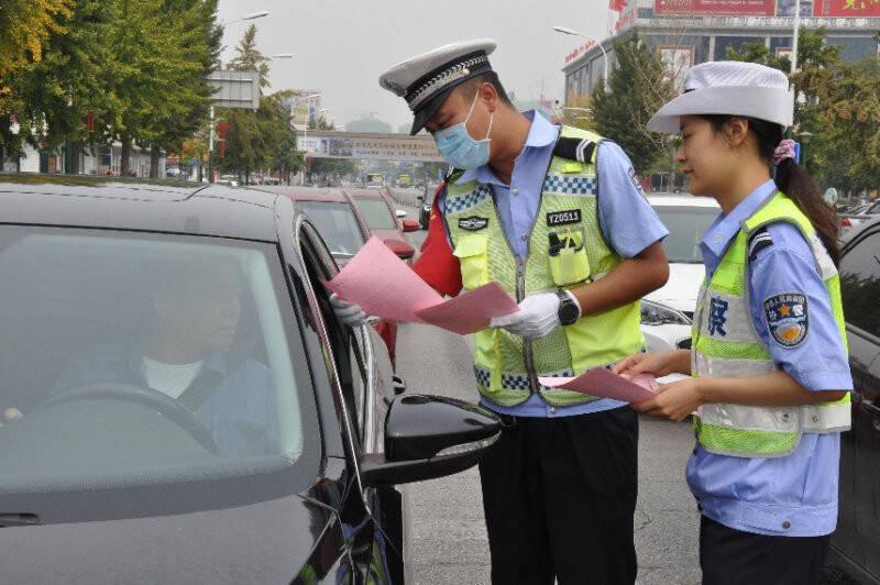 全省公安机关全警全力做好双节首日安保工作