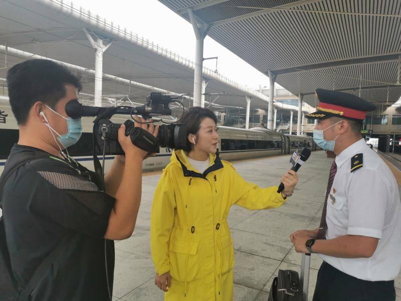 """""""坐着高铁看中国""""山东段直播精彩回顾"""