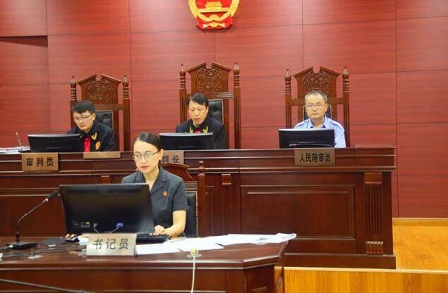 日照莒县法院公开开庭审理孔德良等11人恶势力犯罪集团案