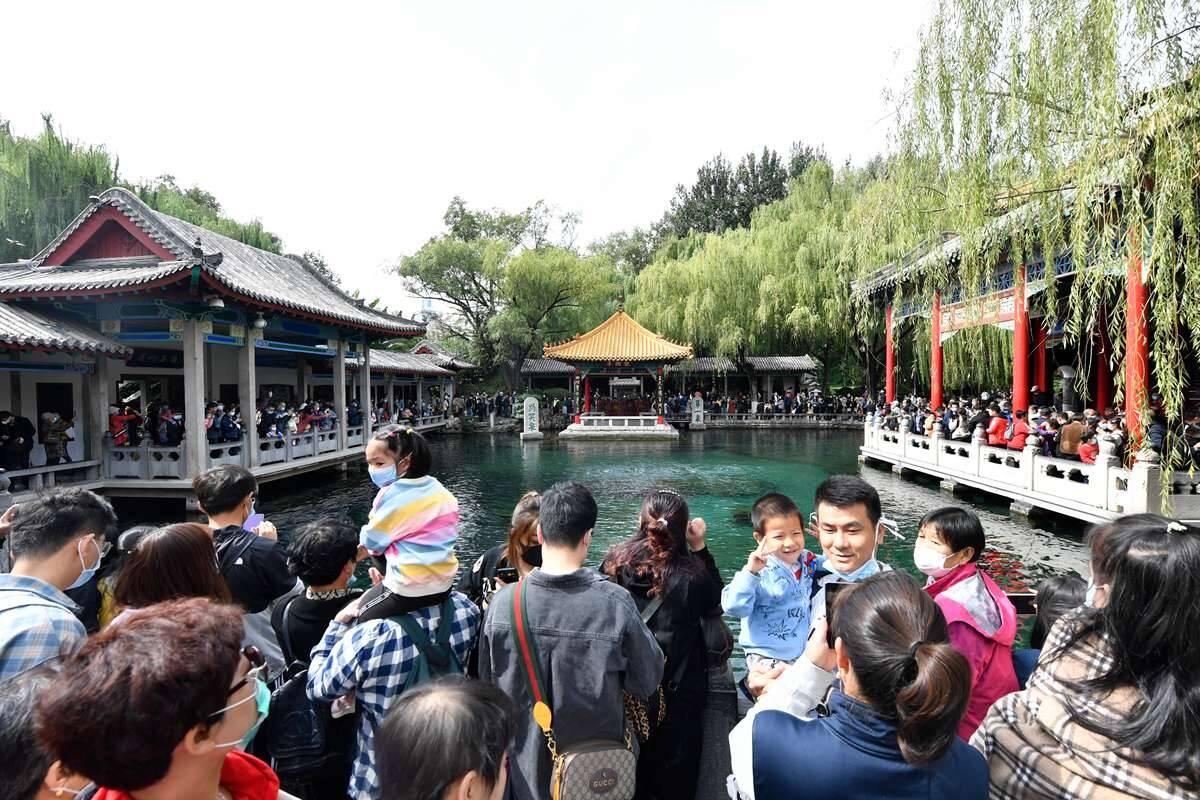 携程发布2020十一景区门票在线预订报告,同比增长100%,上海、北京人气领先