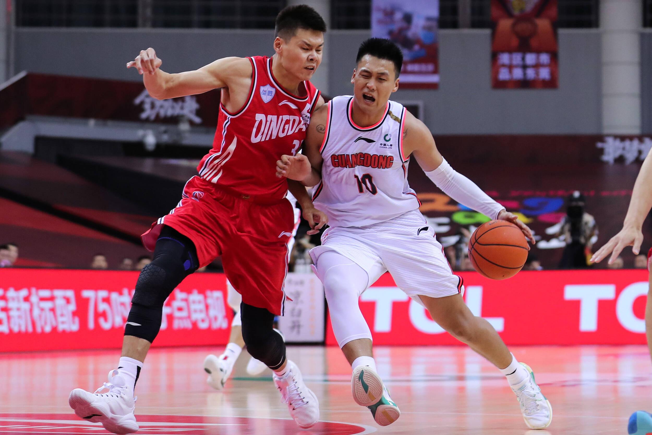 CBA新赛季:青岛男篮力争稳中求进