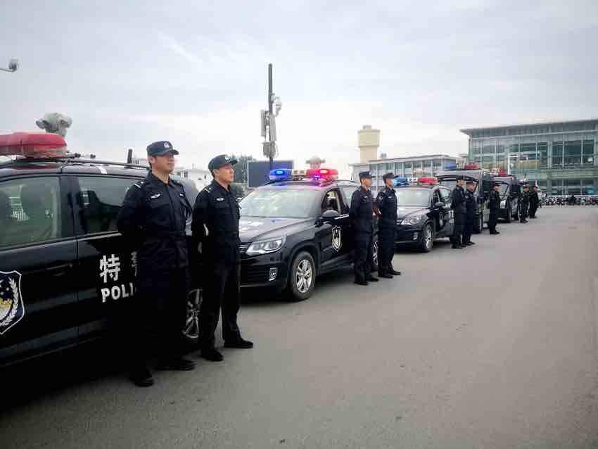 """淄博公安交出""""双节""""安保成绩单 刑事警情同比下降37.1%"""