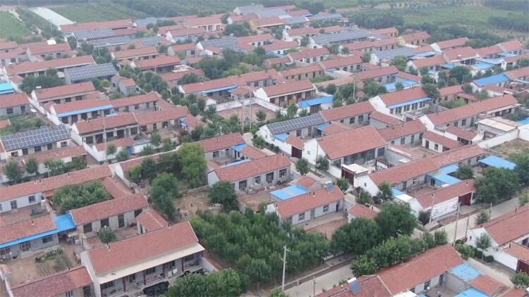 """59秒丨滨州沾化区泊头镇:""""一村一企""""助力产业振兴"""