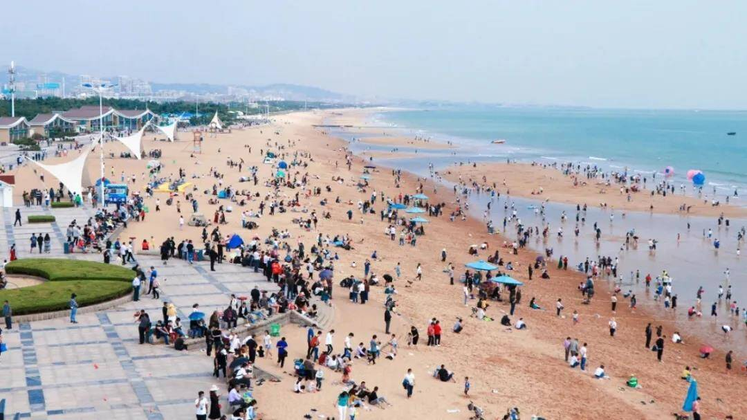 27秒丨国庆中秋假期,日照共接待游客364.56万人次 实现旅游收入13.58亿元