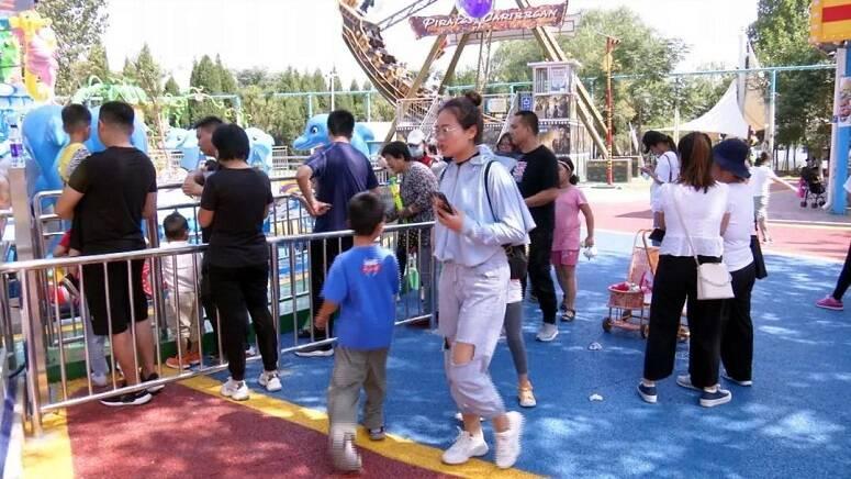 国庆假期嘉祥县文旅市场整体向好 共接待游客22万人次