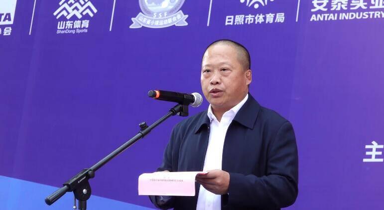 山东省小球运动联合会主席修振涛:全国网球团体锦标赛促进山东网球运动的普及和提高