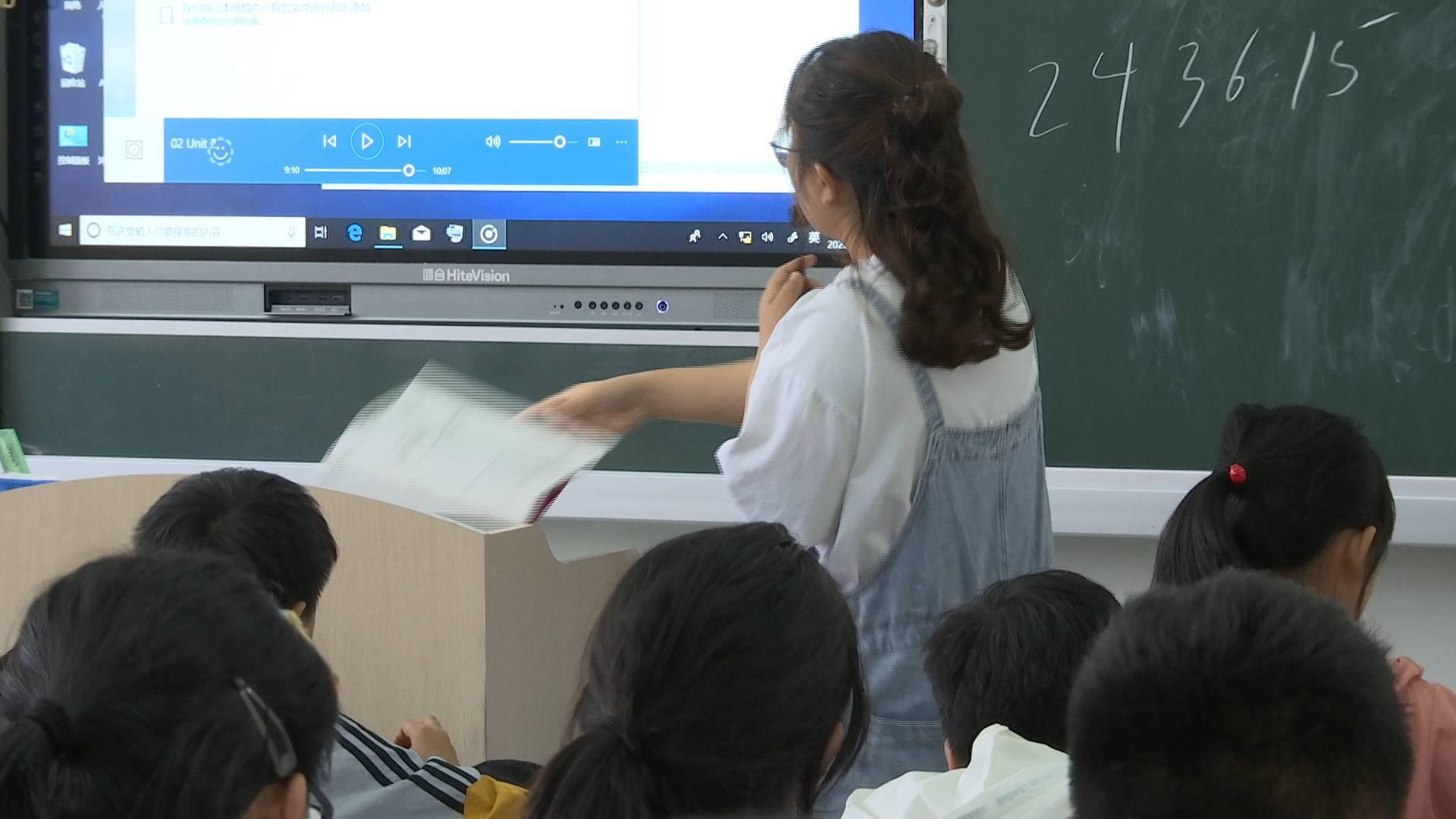 问政追踪|枣庄滕州市:滨湖镇中心小学扩建校舍已投入使用