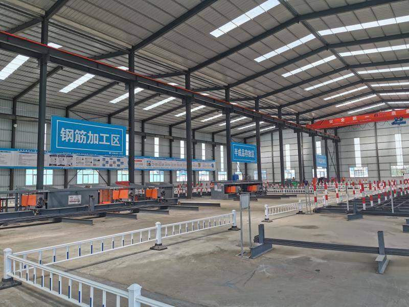 郑济高铁茌平制梁场转入制梁阶段 山东段预计2023年通车