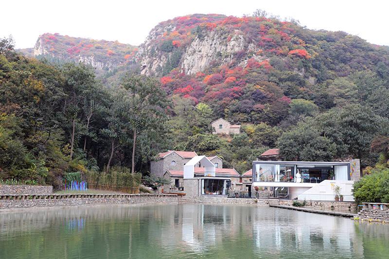 26秒丨济南向东、博山最美 赏红叶正当时