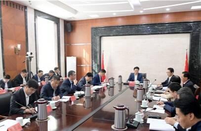 淄博市委召开疫情防控工作专题会议