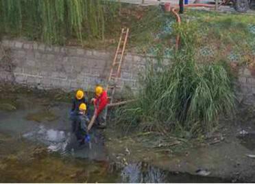 问政追踪丨滨州滨南支沟城区段完成46处排污口截污纳管和封堵任务