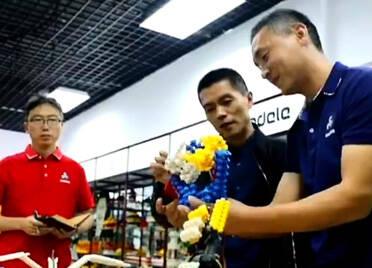 临沂兰山区:创业创新点燃发展新引擎 培育和催生经济社会发展新动力