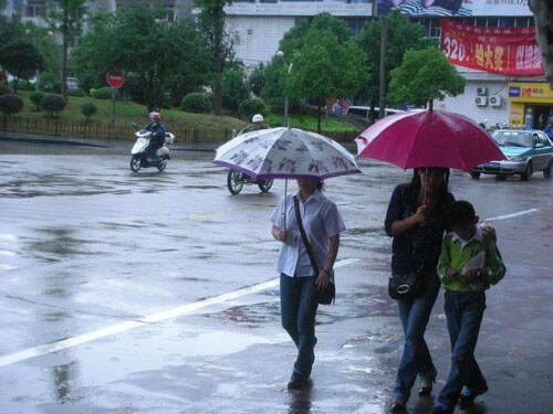 海丽气象吧丨昨夜今晨济宁全市平均降雨量8.5毫米