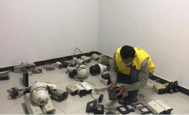 流窜多地、涉案5万余元,日照莒县这个专偷监控摄像头的贼,栽了!