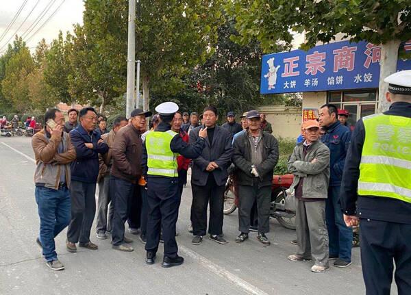 """滨州阳信鲁北大街一""""马路劳务市场""""被清理"""
