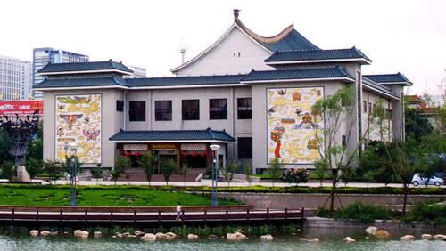 潍坊风筝博物馆10月17日至22日闭馆封闭施工