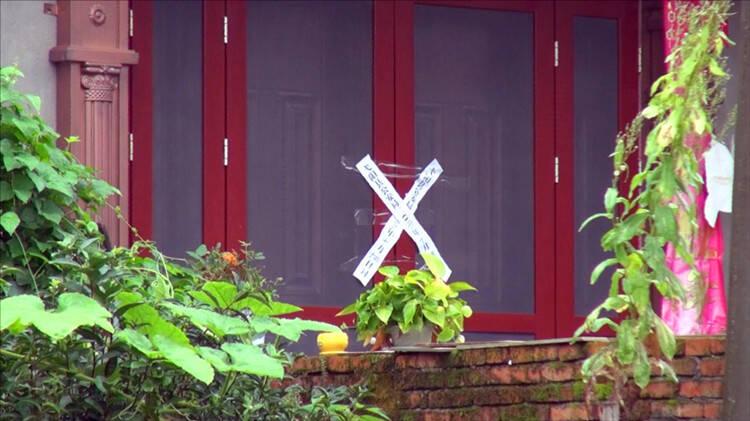 江西3死1伤灭门命案现场仍有血迹 邻居称此前凶手常来受害人家帮忙