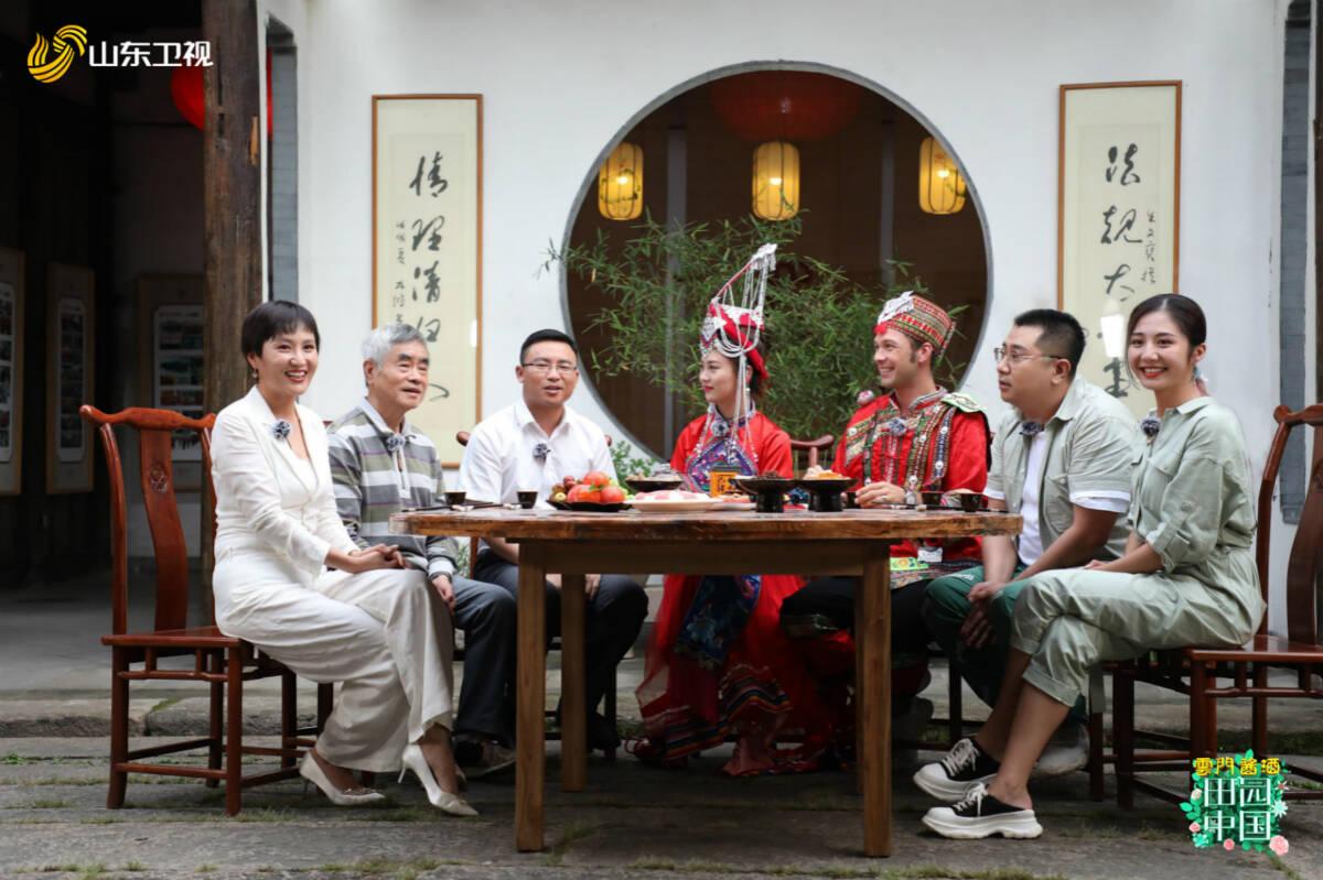 山东卫视《田园中国》走进生态浙江省武义县 看小县城如何做活温泉产业