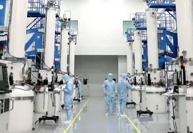"""德州8英寸半导体级单晶硅片通线量产 硅片生产迎来""""山东造"""""""