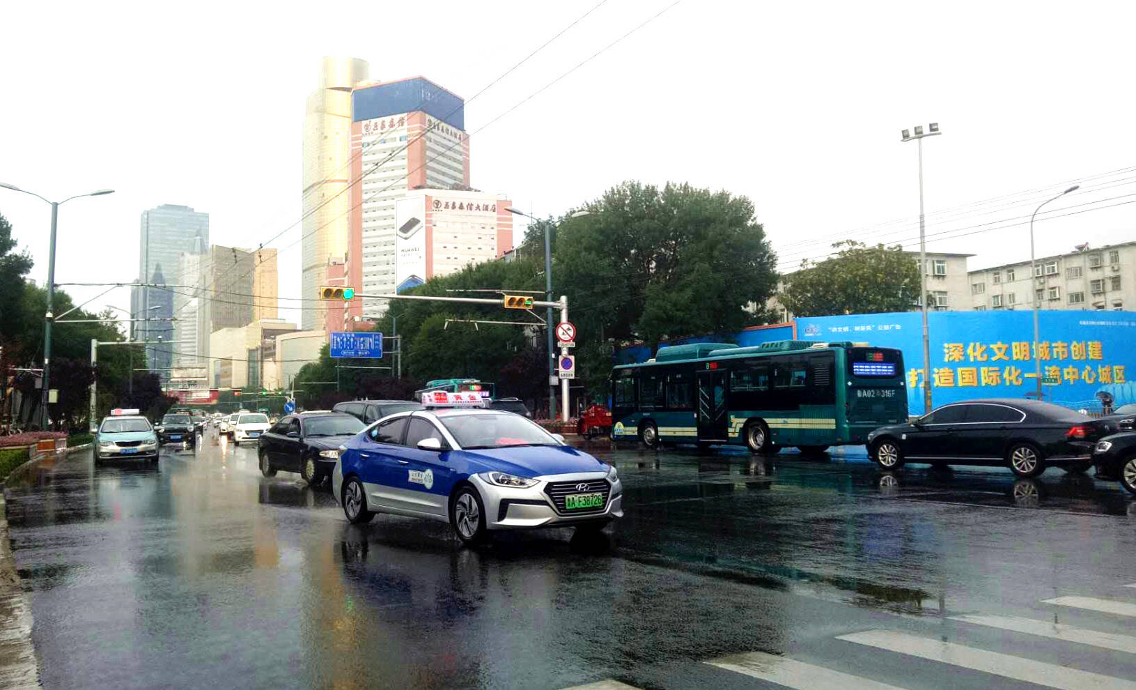 山东将实现城市公交物流配送车100%新能源、清洁能源