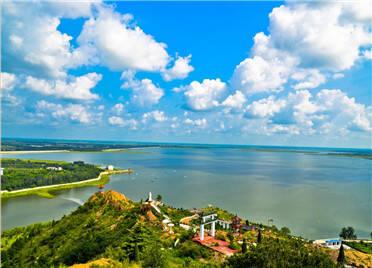 """潍坊峡山区跻身全国""""绿水青山就是金山银山""""实践创新基地"""