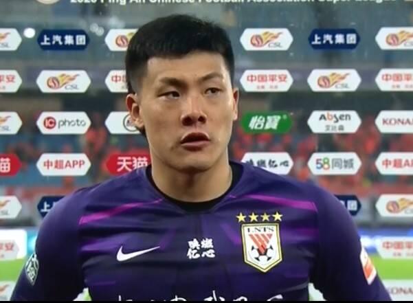 王大雷:比赛就是这样千变万化 我们目标就是冠军