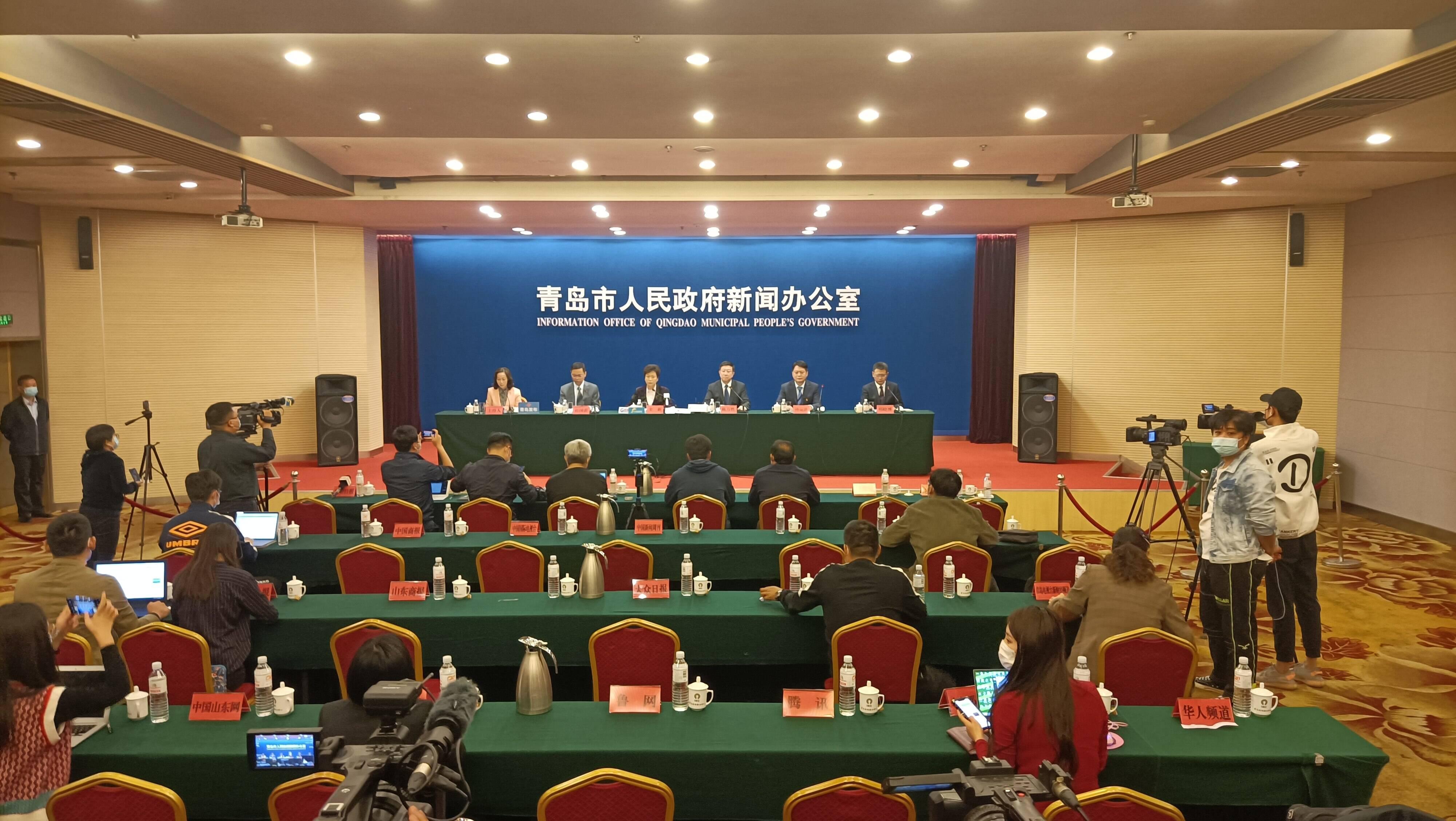 青岛市胸科医院全员已完成五轮核检,未发现新增阳性检测结果
