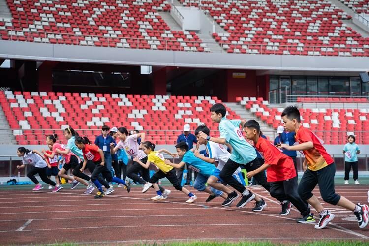 国家体育锻炼标准测试赛花开齐鲁大地  全民健身热情高涨