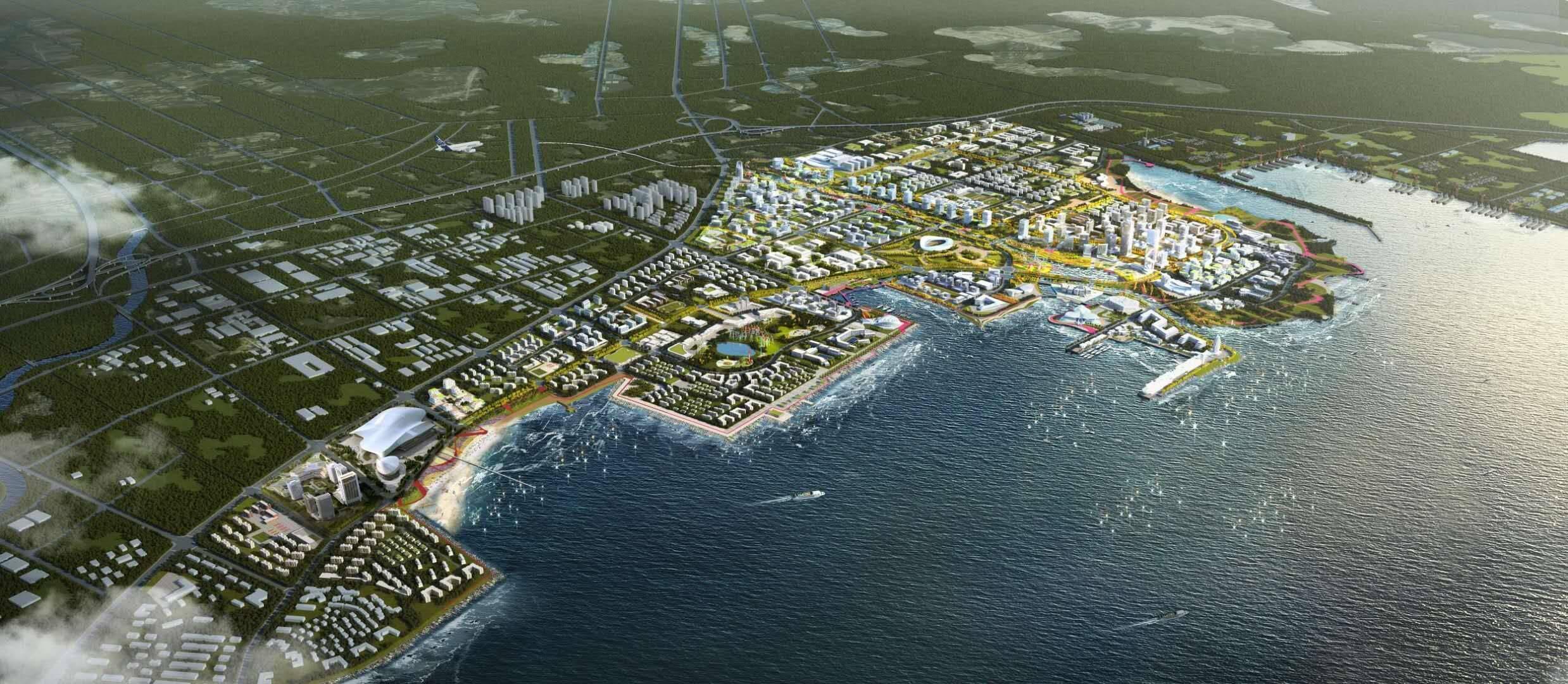 打造海洋创新创业共同体,烟台八角湾海洋经济创新区加速起势