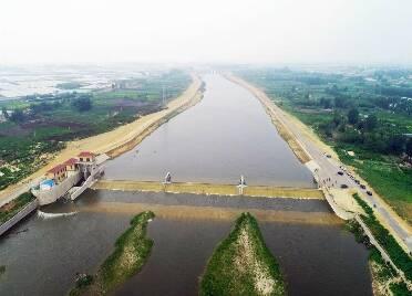 16条河、205座桥、241个涵闸、3731万方土 ……寿光全域水利建设工程全部完工