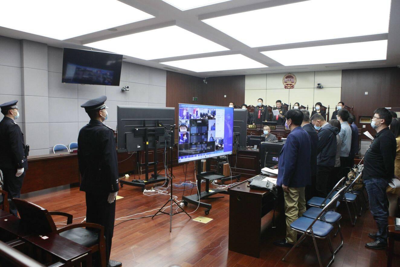 犯罪82起敛财540余万,青岛一15人涉黑案部分被告一审宣判