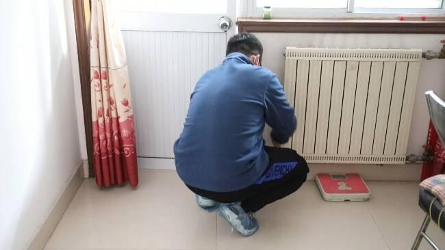 68秒丨潍坊:提前入户检修让今冬供暖更有保障