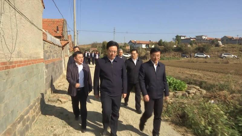 问政追踪丨烟台市长现场督导莱阳小农水项目问题 要求一个月内完成全市200多个项目情况摸排